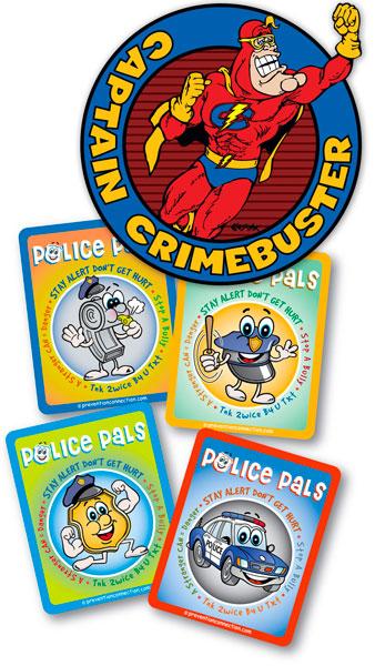 Captain Crimebuster