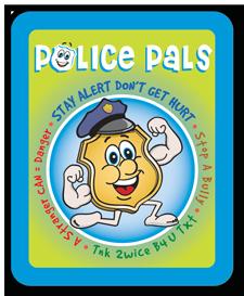 Police Pal Badge